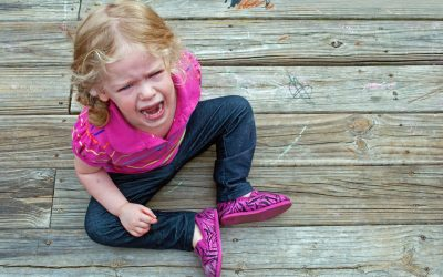 Ever doubt how to manage boundaries with big emotional outbursts from your toddler