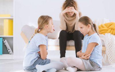 Siblings: Is Your Discipline Fair Between Siblings